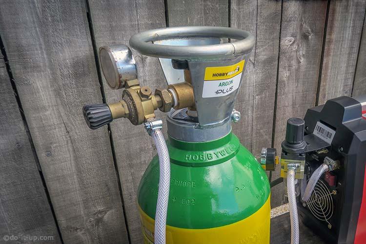 TIG Consumables - Shielding Gas (Argon)