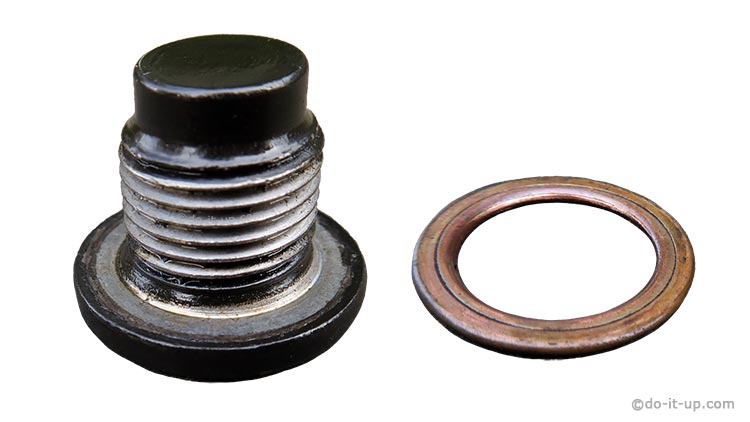 Oil Drain Sump Plug & Copper Washer (Featured Image)
