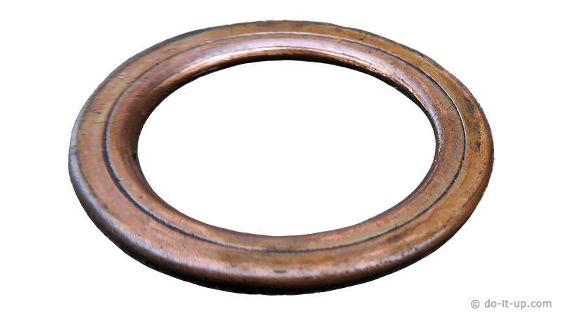 Copper Washer (Crush Type - Used)